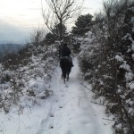 Viola Gabriele sulla neve 02-02-2012 046